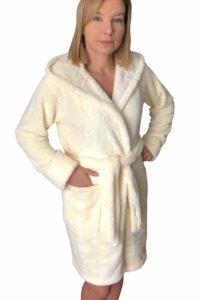 CCN 06-5083 szlafrok damski soft pizama hurtownia wolka bawełna