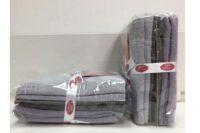 P13014 szary scierki bawełna hurtownia recznikow duman wolka