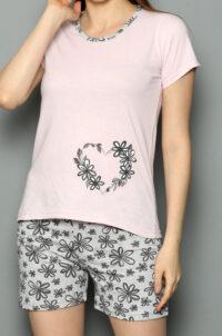 CHR 3251 jasny roz DUMAN pizamy plus size hurtownia_wolka