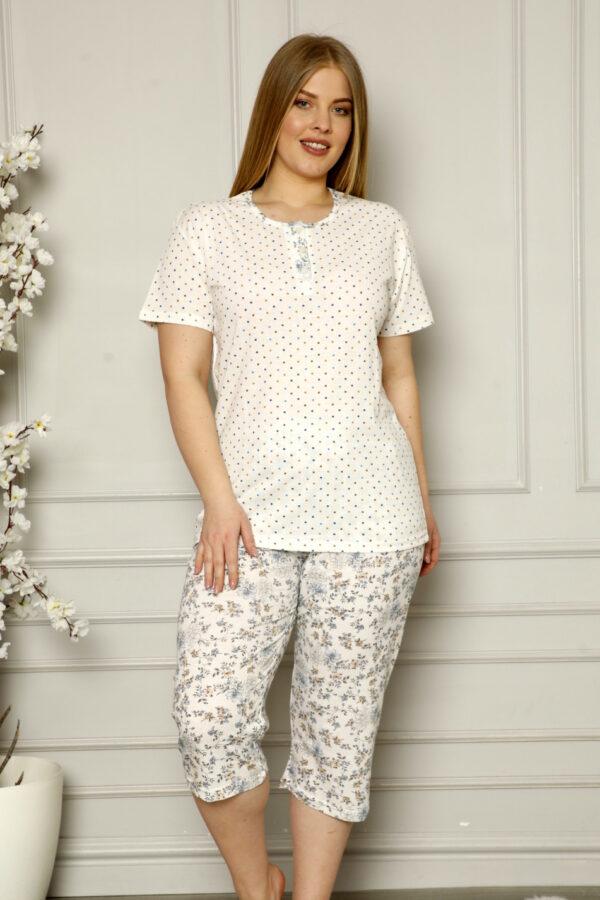 hurtownia piżam damskich tanie piżamy damskie plus size hurt producent piżam bawełnianych wólka hurtownia bielizny