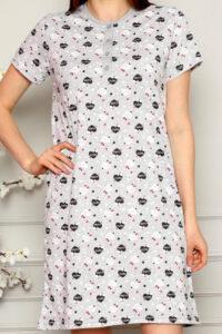 CHR 5255 koszule nocne hurtownia bielizny wólka producent koszul nocnych koszule nocne hurt duman
