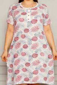 CHR 6250 koszule nocne PLUS SIZE hurtownia bielizny wólka producent koszul nocnych koszule nocne hurt duman