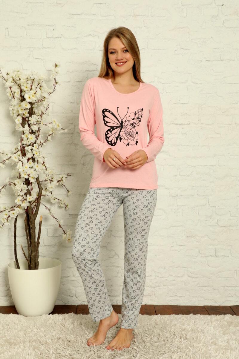 hurtownia piżam damskich tanie piżamy damskie hurt producent piżam bawełnianych wólka hurtownia bielizny