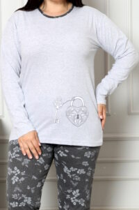 CHR 2005 hurtownia piżam damskich tanie piżamy damskie plus size hurt producent piżam bawełnianych wólka hurtownia bielizny